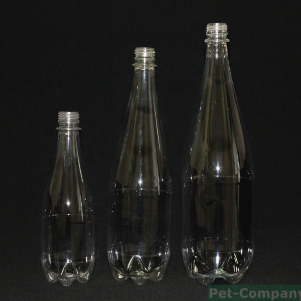 Бутылки 500мл, 1л, 1,5л